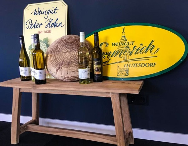 Wein+Brot-Kiste + Anmeldung zur digitalen Weinprobe