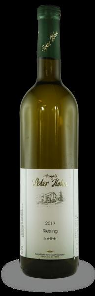 Jahrgang 2017   Riesling Qualitätswein lieblich